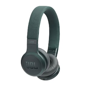 JBL Live 400bt On-ear Bluetooth Headsets ( Green )