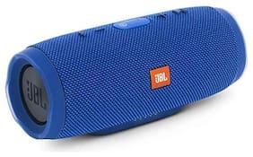 JBL JBLCHARGE3BLUEAM Bluetooth Portable Speaker ( Blue )