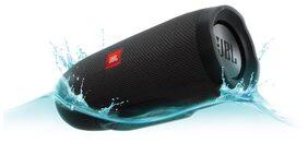 JBL Charge 3 Portable Bluetooth Stereo Speaker (Black)