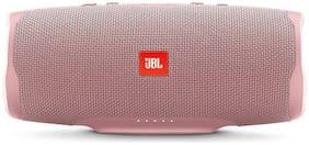 JBL CHARGE 4 Bluetooth Portable Speaker ( Pink )