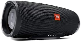 JBL Charge 4 Portable Bluetooth Speaker (Black)