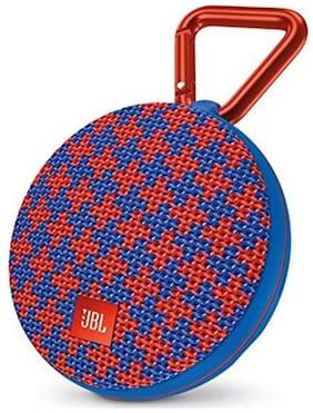 JBL Portable Bluetooth Speaker ( Red & Blue )