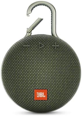 JBL CLIP 3 Bluetooth Portable Speaker ( Green )