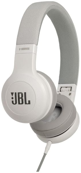JBL E35 Over Ear Headphone (White)