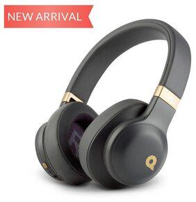 JBL E55BT Quincy Edition Over Ear Headphones (Black)