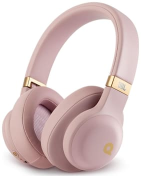 JBL E55BT QUINCY Over-ear Bluetooth Headsets ( Pink )