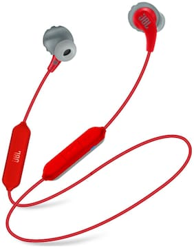 JBL ENDURANCE RUN BT In-ear Bluetooth Headsets ( Red )