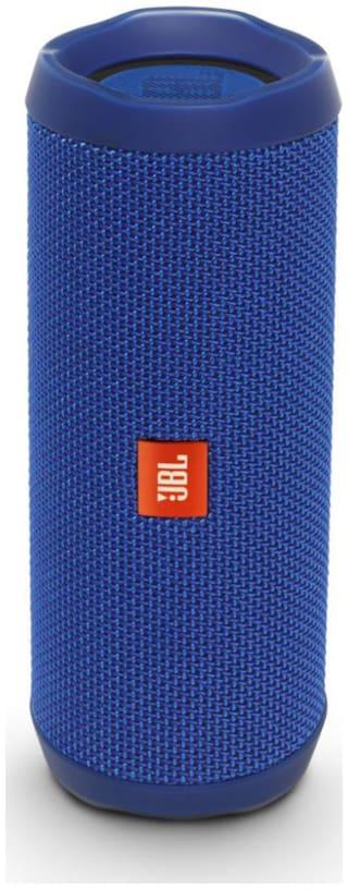 JBL FLIP 4 Bluetooth Portable Speaker ( Blue )
