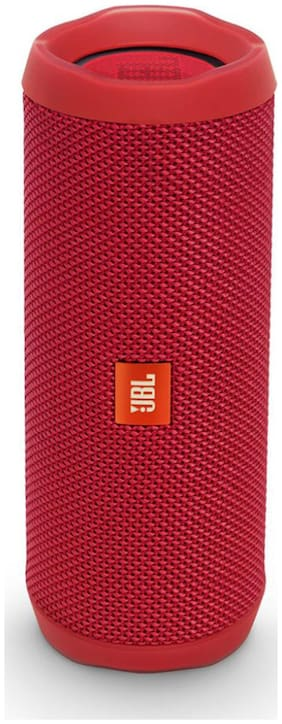 JBL FLIP 4 Bluetooth Portable Speaker ( Red )