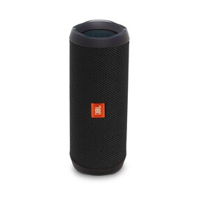 JBL Flip 4 Bluetooth Speaker (Black)