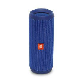 JBL Flip 4 Bluetooth Speaker ( Blue )