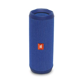 JBL Flip 4 Bluetooth Speaker ( Blue )