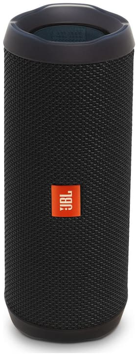JBL FLIP 4 Bluetooth Portable Speaker ( Black )