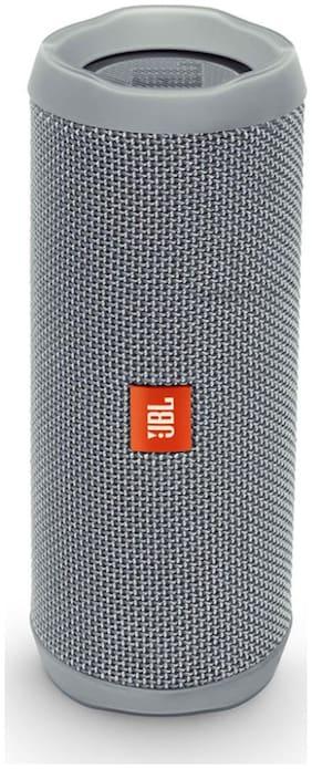 JBL FLIP 4 Portable Bluetooth Speaker ( Grey )