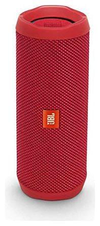JBL JBL FLIP 4 Bluetooth Portable Speaker ( Red )