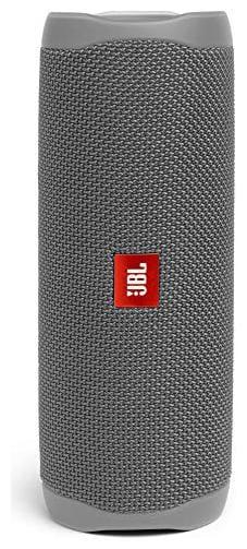 JBL JBLFLIP5GRYAM-FLIP45CASE Bluetooth Portable Speaker ( Grey )