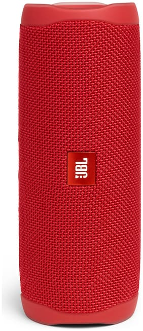 JBL FLIP 5 Bluetooth Portable Speaker ( Red )