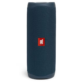 JBL FLIP 5 Bluetooth Portable Speaker ( Blue )