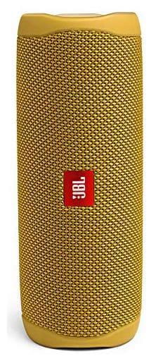 JBL JBLFLIP5YELAM-A2310012 Bluetooth Portable Speaker ( Yellow )