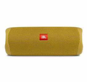 JBL Flip 5 Yellow Portable Bluetooth Speaker
