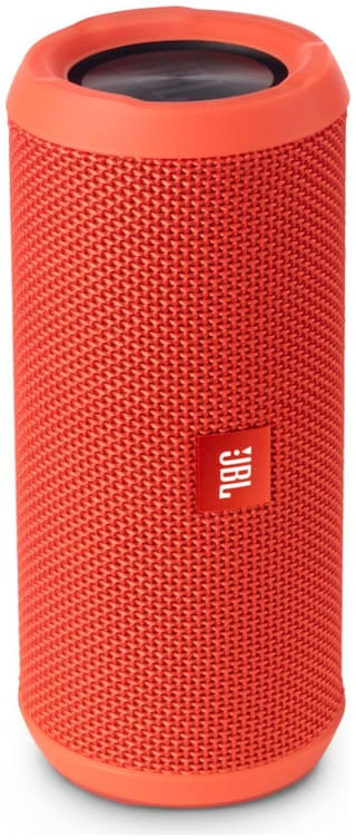JBL Flip3 Bluetooth Speaker (Orange)