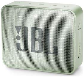 JBL Go 2 Bluetooth Speaker (Mint)
