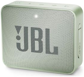 JBL Go 2 Bluetooth Speaker (Mint)