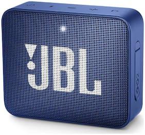 JBL Go 2 Bluetooth Speaker (Blue)