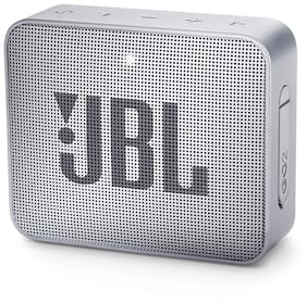 JBL Go 2 Bluetooth Speaker (Grey)