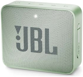 JBL GO 2 Bluetooth Portable Speaker ( Green )