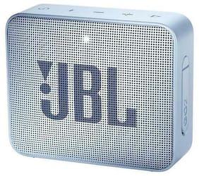 JBL JBL GO 2 Bluetooth Portable Speaker ( Blue )