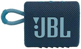 JBL GO 3 Bluetooth Portable speaker ( Blue )