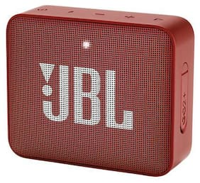 JBL GO2 PLUS Bluetooth Portable speaker ( Red )