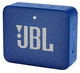 JBL GO2 PLUS Bluetooth Portable Speaker ( Blue )