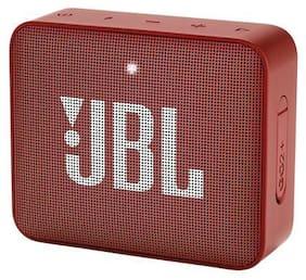 JBL GO2 PLUS Bluetooth Portable speaker ( Red )