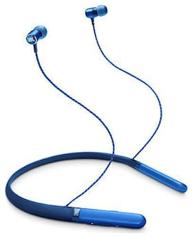 JBL Live 200 In-Ear Bluetooth Headset ( Blue )