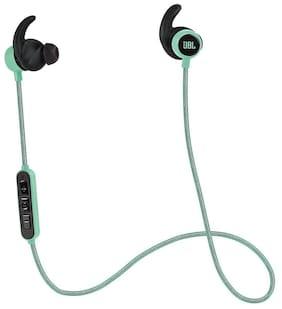 JBL Reflect Mini BT Bluetooth Sports Earphones (Teal)