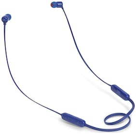 JBL T110BT In-Ear Bluetooth Headset ( Blue )