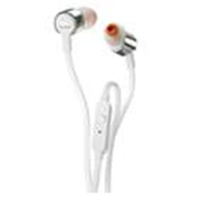 Jbl T210 In-Ear Earphones With Mic (Grey)