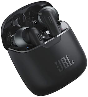 JBL T220TWS True Wireless Bluetooth Headset ( Black )