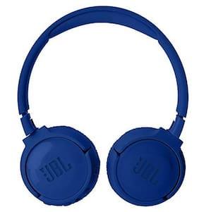 JBL T600BTNCBLU Headphones Blue