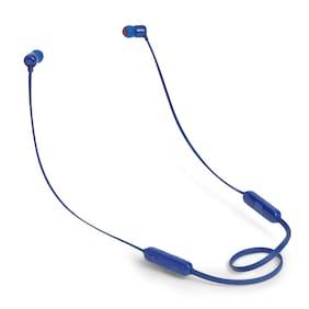 JBL Tune 110BT In-Ear Bluetooth Headset ( Blue )