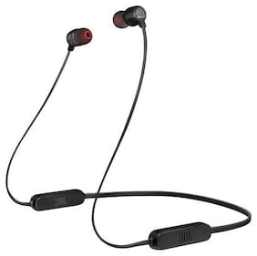 JBL Tune 165BT In-Ear Bluetooth Headset ( Black )