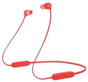 JBL Tune 165BT In-Ear Bluetooth Headset ( Pink )