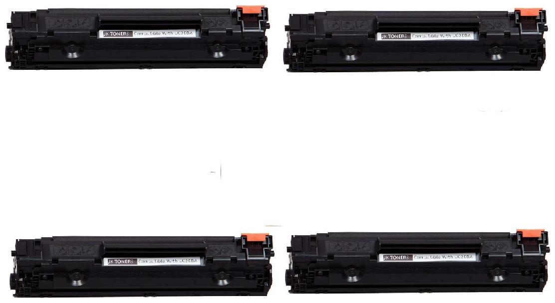 JK TONERS 88A Black Toner Cartridge CC388A Compatible for LaserJet   P1007  P1008  P1106  P1108  M202  M202n  M202dw