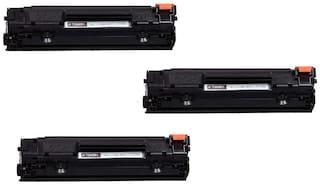 JK TONERS 88A Black Toner Cartridge CC388A Compatible for LaserJet - P1007  P1008  P1106  P1108  M202  M202n  M202dw