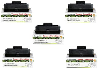 JK TONERS 1043 Toner Cartridge Compatible for Samsung Printers (Pack of 5)