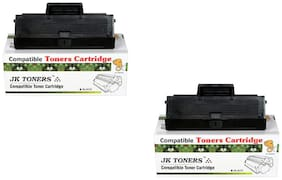 JK TONERS 1043 Toner Cartridge Compatible for Samsung Printers (Pack of 2)