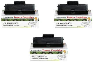 JK TONERS 1043 Toner Cartridge Compatible for Samsung Printers (Pack of 3)