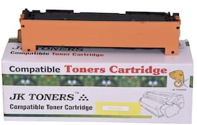 JK Toners 125A CF 210A / CF 211A / CF 212A / CF 213A Cartridge Compatible for CLJ CP1215 CP 1515n 1518 CM1312